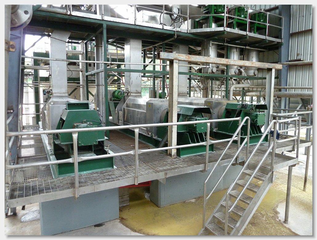 vincent VP 22 переработка цитрусовых отходов
